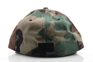 HUF H Logo CAMO Hat Cap supreme box digi dqm dunk sb 7