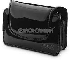 Kodak 1905975 Chic Patent Camera Case   Black