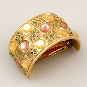 Bel Canto Gold   Cubitas Bellini Collection (Hand set Swarovski
