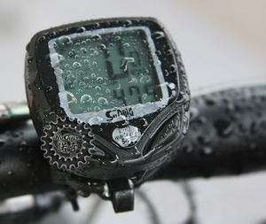 Bicycle Bike Cycle Meter COMPUTER ODOMETER SPEEDOMETER