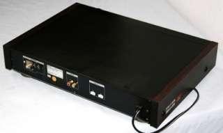 Sony ST S550ES 550ES AM FM Stereo Tuner   Black ES Series