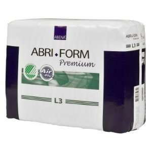 Abena Abri Form L3 Premium Adult Diapers   Case of 80 (40
