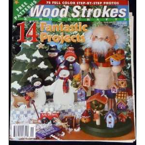 Wood Strokes & Woodcrafts October/November 2000  Decorative Painting