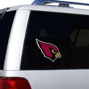 Arizona Cardinals Die Cut Window Film   Large Catalog
