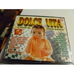 AUDIO CD DOLCE VITA LO MEJOR DEL ITALO DANCE Everything