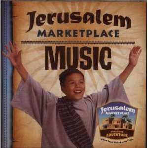 Jerusalem Marketplace Music Holy Land Adventure Music