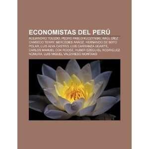 Perú: Alejandro Toledo, Pedro Pablo Kuczynski, Raúl Díez Canseco