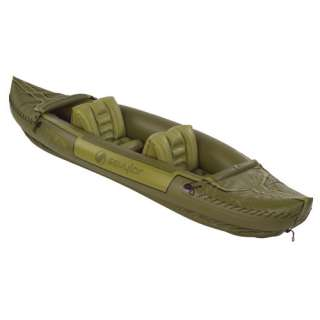 BRAND NEW! SEVYLOR Tahiti 2 Person Hunting Fishing Inflatable Kayak