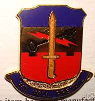 CREST,DI*new*SPECIAL TROOPS BN,41ST INF BDE CBT TM ORNG