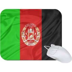 Rikki Knight Afghanistan Flag Mouse Pad Mousepad   Ideal Gift for all