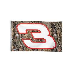 NASCAR Richard Childress Racing 3 by 5 foot Flag: Sports