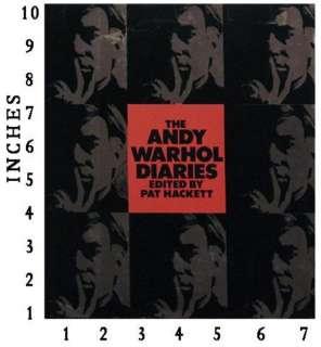 ANDY WARHOL Rare Art Dealer Book LIQUIDATION SALE