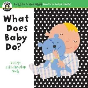 What Does Baby Do? [WHAT DOES BABY DO LIFT  OS] Sterling