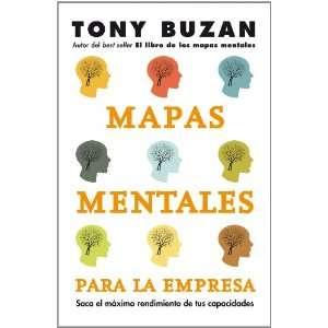 MAPAS MENTALES PARA EMPRESA (9788498750799): BUZAN TONY: Books