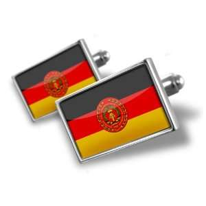 Cufflinks National Peoples Army (NPA) Flag   Hand Made