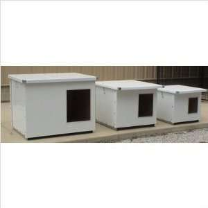 Options Plus JDH24/30/34 Insulated Dog House with Aluminum