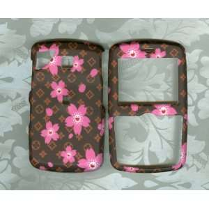 PINK FLOWER PHONE COVER FACEPLATE PANTECH REVEAL C790