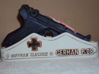 Classics Historic Pistol Series German Luger P 08 Whiskey Decanter