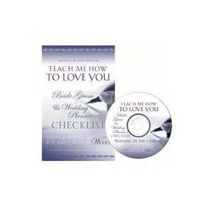 How to Love Bride, Groom & Wedding Planners Checklist Movies & TV