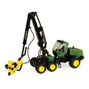 John Deere Logging Toy 1/50th 1270E Harvester TBE15882