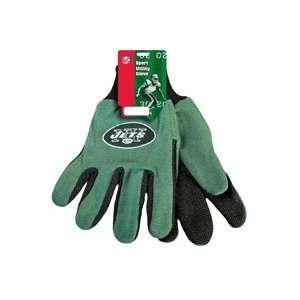 New York Jets NFL Team Logo Work Gloves