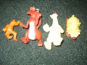 Toy Lot of 4 ICE AGE TOYS ★Blow Out Sale★