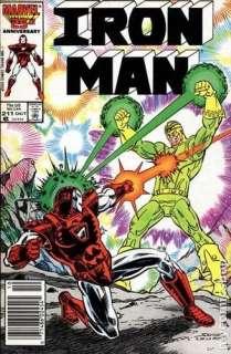 Iron Man (1968 1st Series) #211 VF