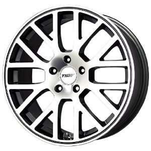 TSW Alloy Wheels Donington Gunmetal Machined Wheel (18x9.5