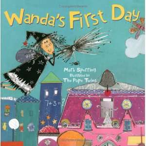 Wandas First Day: Mark Sperring: 9781904442134:  Books