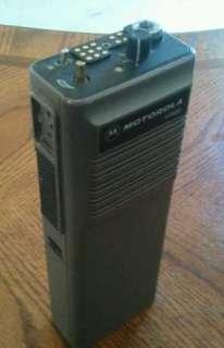 Motorola HT600 UHF 6 Channel Portable Radio GMRS H44SVU7160CN w