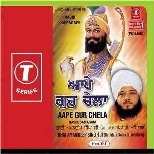 : Aape Gur Chela (Vol. 16): Bhai Amandeep Singh Amritsar Wale: Music