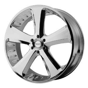 American Racing Vintage Circuit 22x9.5 Chrome Wheel / Rim 6x5.5 with a
