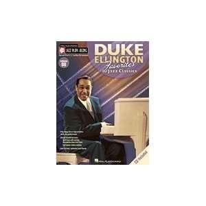 Jazz Play Along Book & CD Vol. 88   Duke Ellington