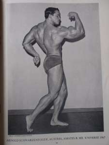 fitness weightlifting bodybuilder fitness magazine in very good