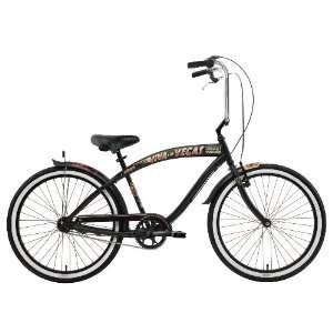Viva Las Vegas Rockabilly Nirve Hot Rod Cruiser Bike
