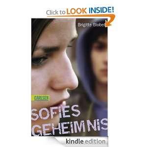 Sofies Geheimnis (German Edition) Brigitte Blobel  Kindle