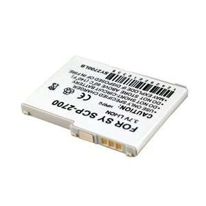 Sanyo SCP 2700 Cellphone Battery Electronics
