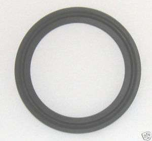 VITON TRI CLAMP SANITARY GASKET 3 CHEM/FUEL/HIGH TEMP