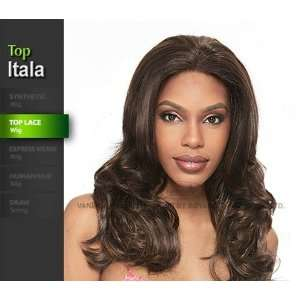 Vanessa Synthetic Express Top Lace Front Wig Itala 1