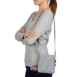 KIPLING ALVAR Small Shoulder Crossbody Mini Bag Steel Indigo