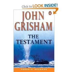 The Testament: John/ Holmes, Karen Grisham: Books