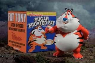 FAT TONY URBAN VINYL ART TOY FIGURE RON ENGLISH