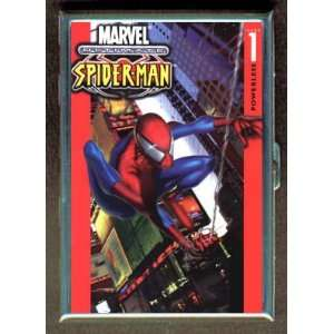 ULTIMATE SPIDER MAN COMIC BOOK #1 ID Holder Cigarette Case