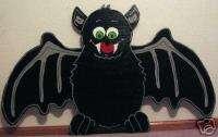 Gigantic Vampire Bat Halloween Lawn Yard Art Decoration