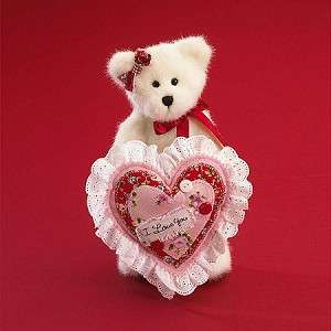 Boyds Bears  Valentines Day Bear I Love You