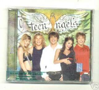 TEEN ANGELS, TEEN ANGELS. FACTORY SEALED IN SPANISH CD.