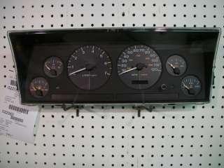 Dash Instrument Cluster Speedometer Gauges Tach