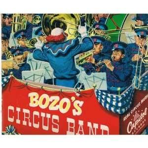 Circus Band (Real Circus Music): Bozo the Clown, Billie May: Music