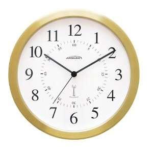 Atomix 50102R   10 Gold Anodized Aluminum Atomic Clocks