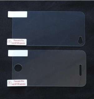 Apple iPhone FULL BODY Screen Protector Front+Back 4G